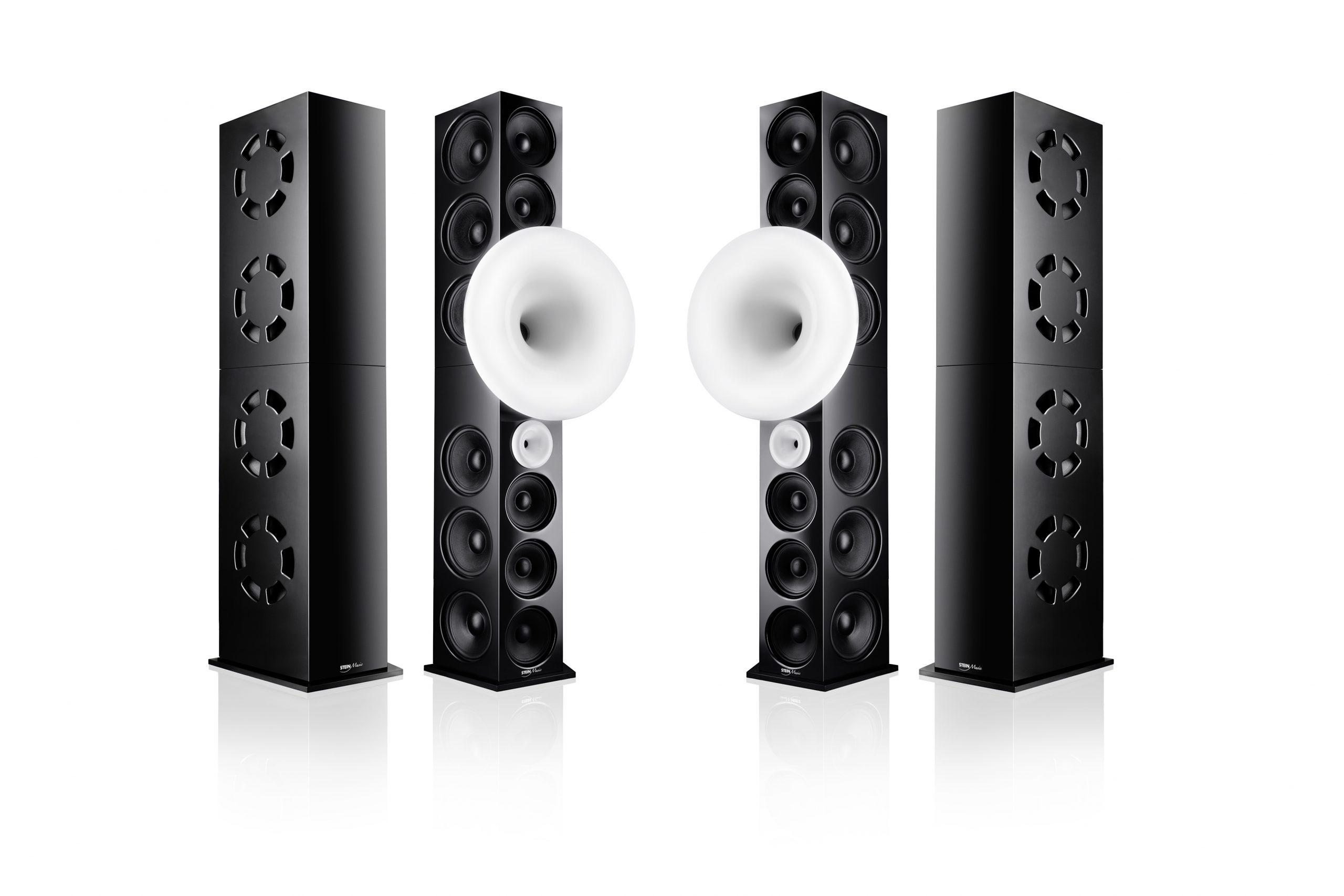 High-End Speaker Bob XL